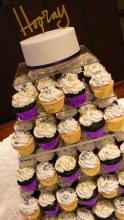 Vegan Cupcake Tower